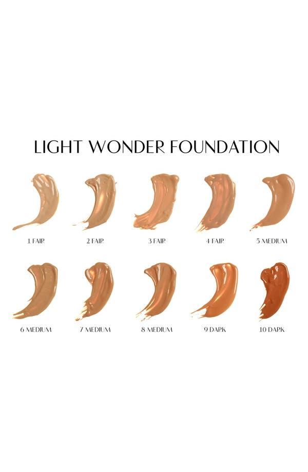 Alternate Image 2  - Charlotte Tilbury Light Wonder Youth-Boosting Perfect Skin Foundation