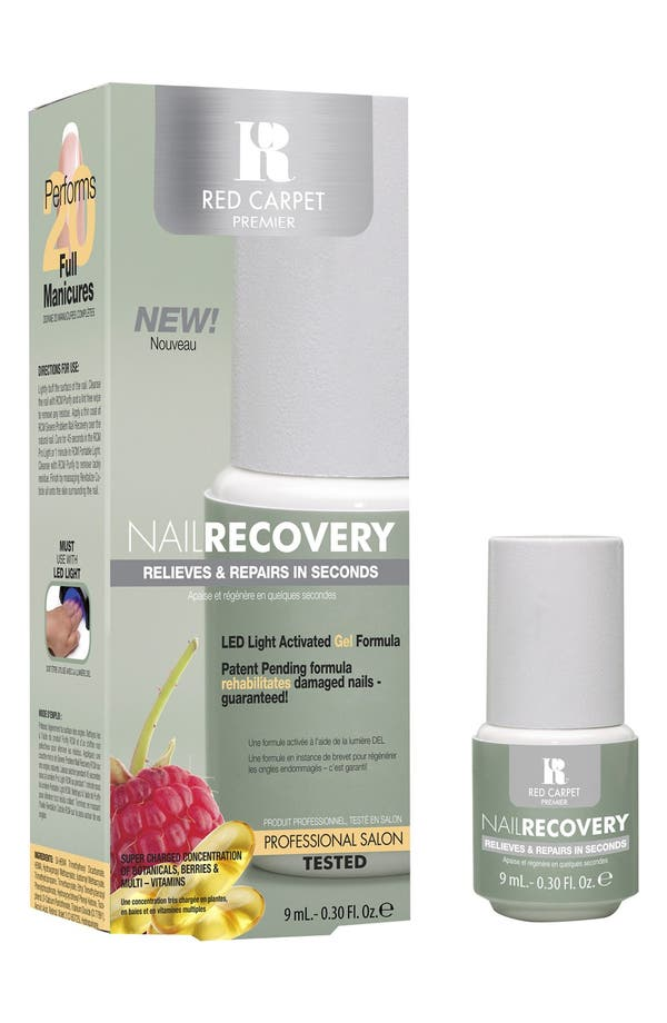 RED CARPET MANICURE Nail Recovery