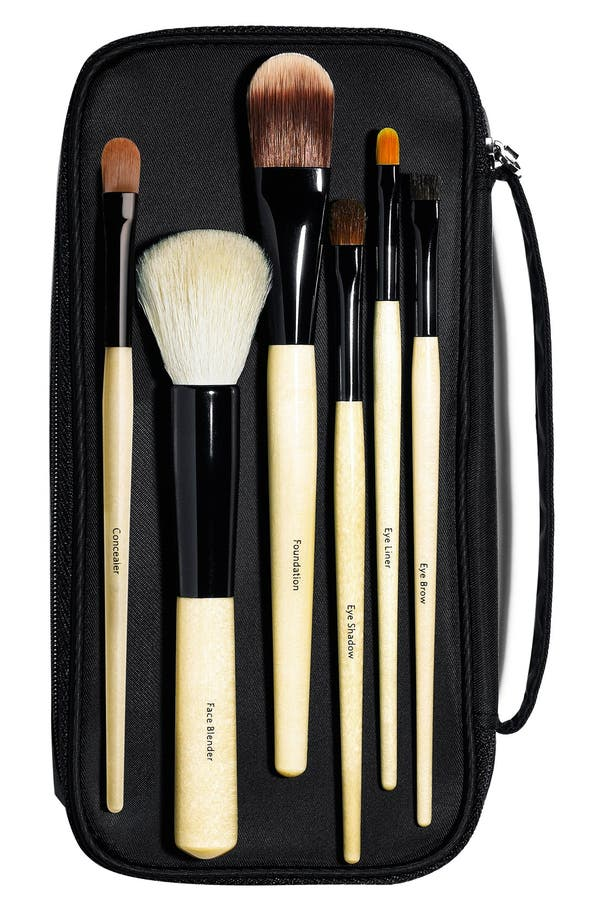 Alternate Image 1 Selected - Bobbi Brown Basic Brush Collection ($252 Value)