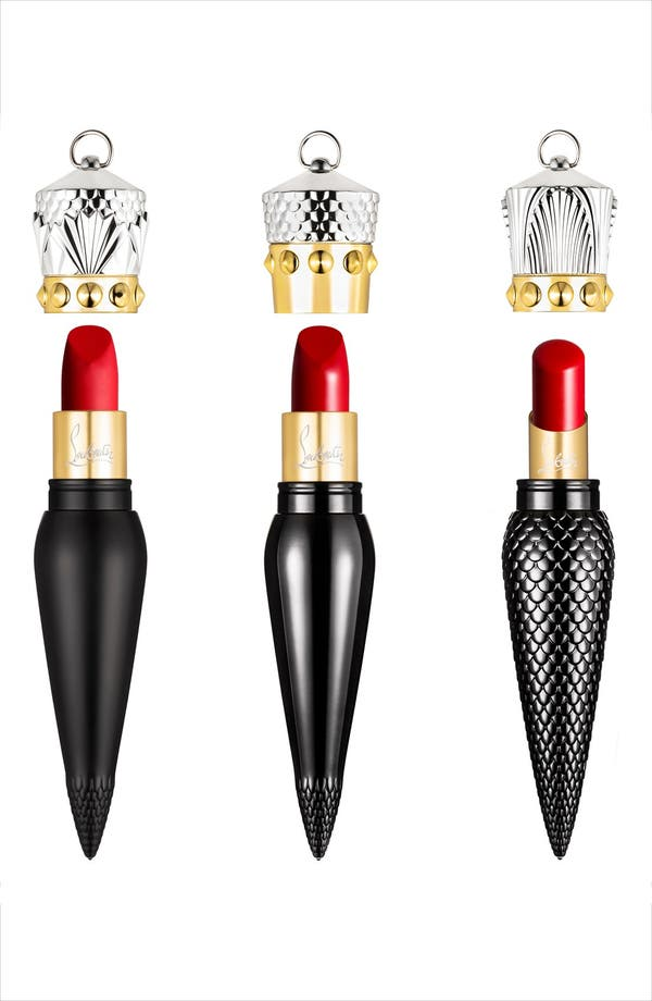 CHRISTIAN LOUBOUTIN Rouge Louboutin Lip Colour Collection