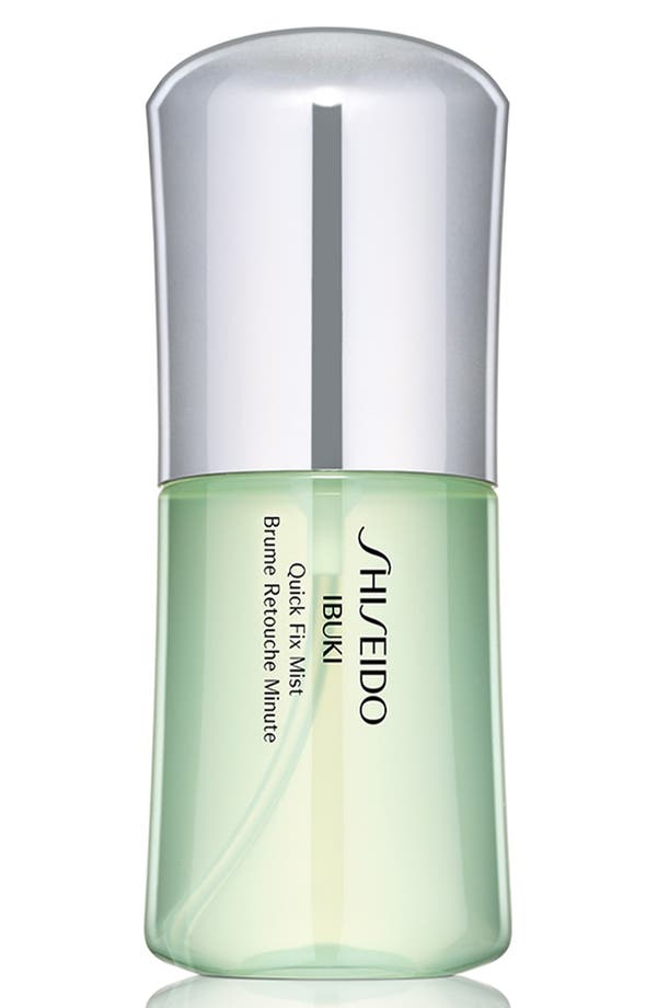 Alternate Image 1 Selected - Shiseido 'Ibuki' Quick Fix Mist
