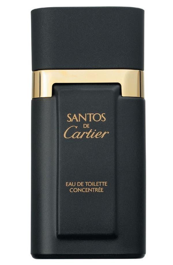 Alternate Image 1 Selected - Cartier 'Santos' Concentrée Eau de Toilette