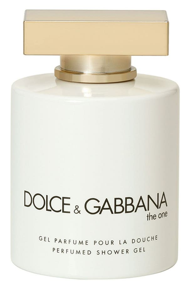 Alternate Image 1 Selected - Dolce&Gabbana Beauty 'The One' Shower Gel