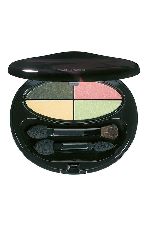 Alternate Image 1 Selected - Shiseido 'The Makeup' Eye Shadow Quad