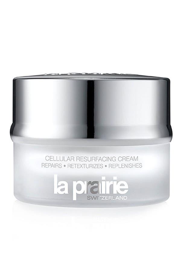 Alternate Image 1 Selected - La Prairie Cellular Resurfacing Cream
