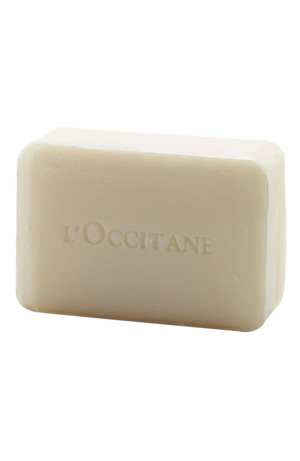 Alternate Image 2  - L'Occitane 'Lavender' Shea Butter Extra Gentle Soap