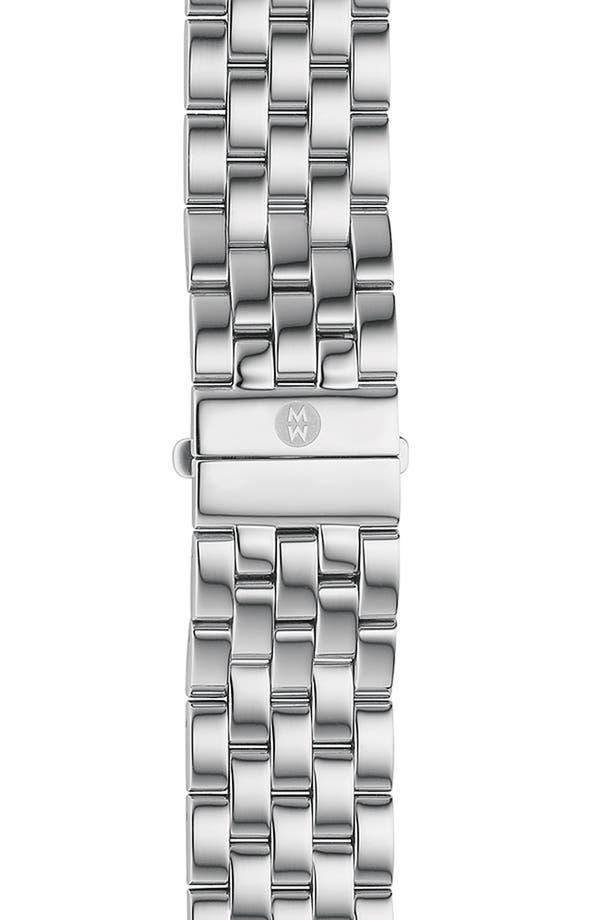 Alternate Image 1 Selected - MICHELE 'Sport Sail' 20mm Bracelet Watchband