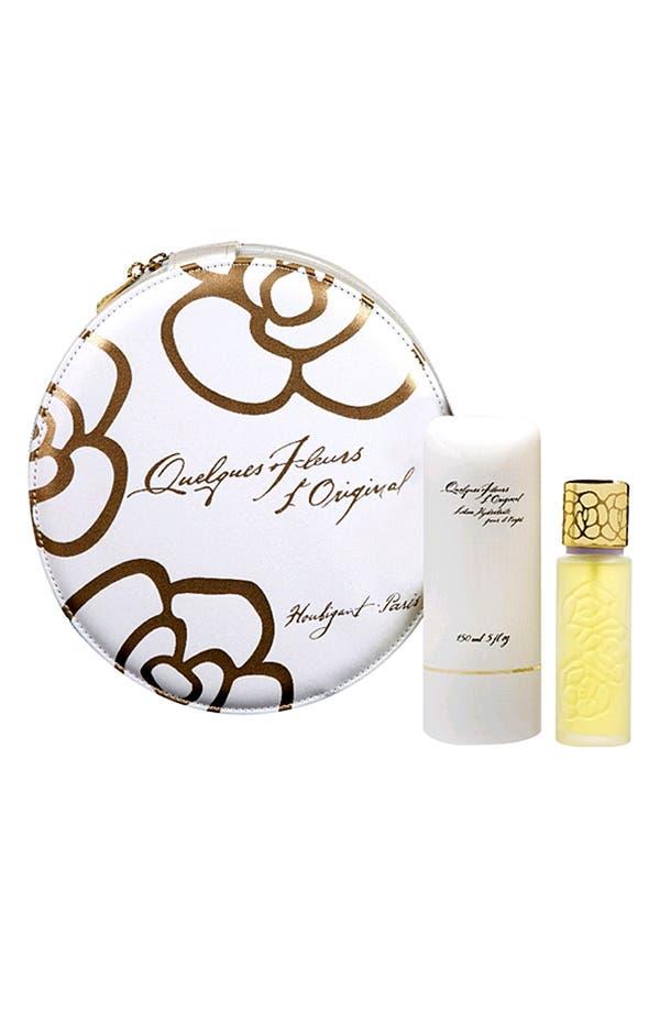 Alternate Image 1 Selected - Houbigant Paris Quelques Fleurs Gift Set ($210 Value)