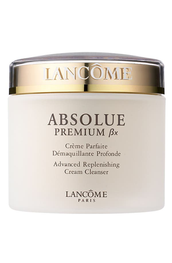 Main Image - Lancôme 'Absolue' Advanced Replenishing Cream Cleanser