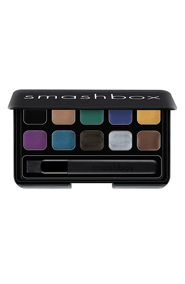 Alternate Image 1 Selected - Smashbox 'Metallic Proof' Cream Eye Palette