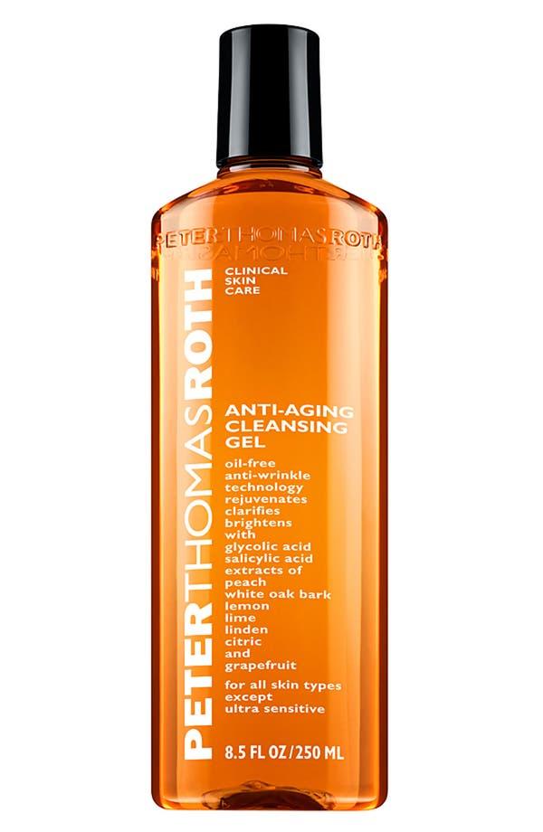 Alternate Image 1 Selected - Peter Thomas Roth Anti-Aging Cleansing Gel