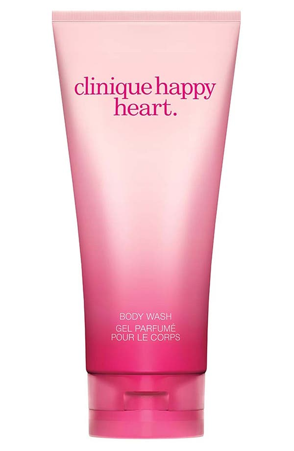 Alternate Image 1 Selected - Clinique 'Happy Heart' Body Wash