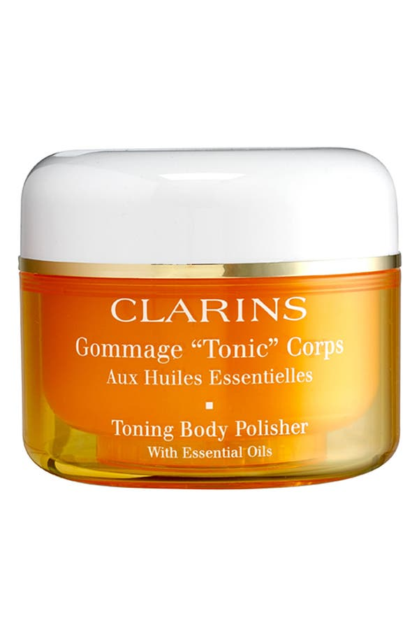 Alternate Image 1 Selected - Clarins Toning Body Polisher
