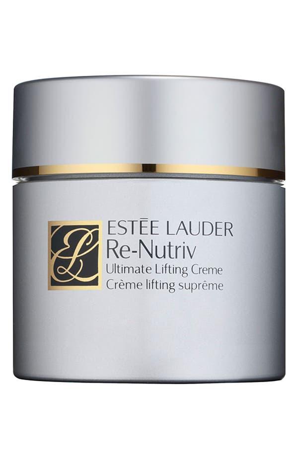 Alternate Image 1 Selected - Estée Lauder Re-Nutriv Ultimate Lifting Creme (Large Size) ($1,235 Value)