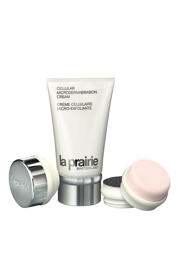 Alternate Image 1 Selected - La Prairie Cellular Microdermabrasion Cream