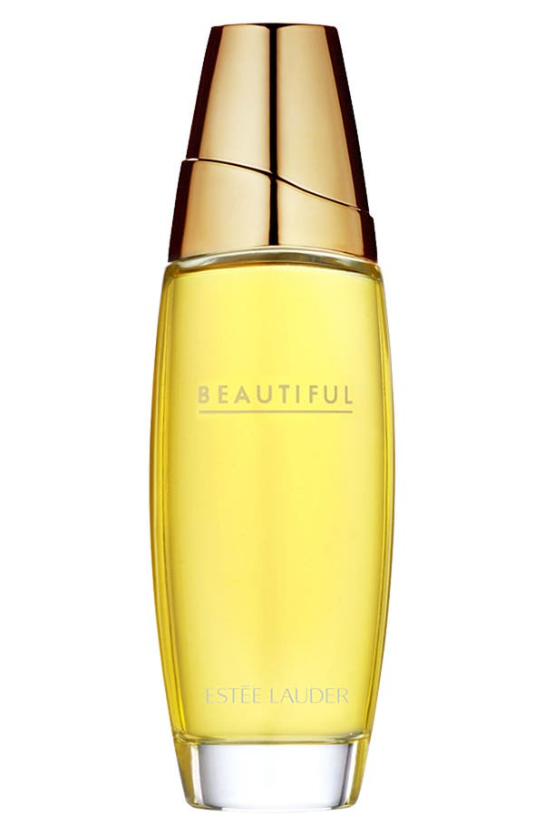 Alternate Image 1 Selected - Estée Lauder Beautiful Eau de Toilette Spray