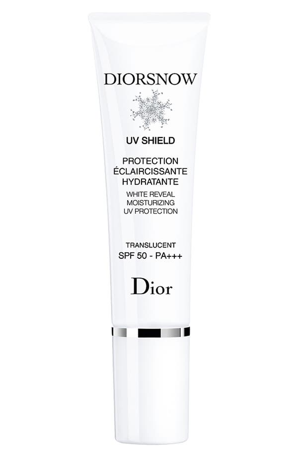 Alternate Image 1 Selected - Dior 'Diorsnow UV Shield' White Reveal Moisturizing UV Protection SPF 50 - PA+++