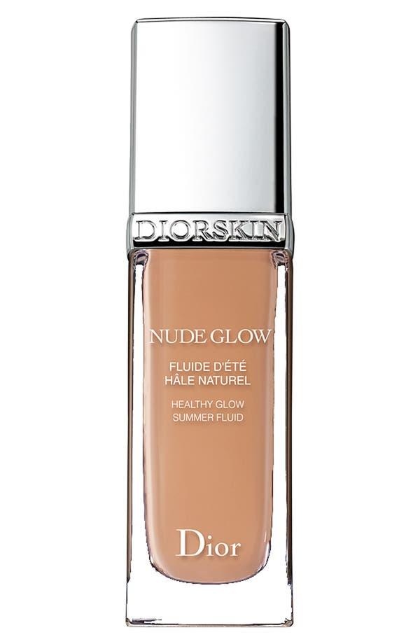 Main Image - Diorskin 'Nude Glow' Healthy Glow Summer Fluid