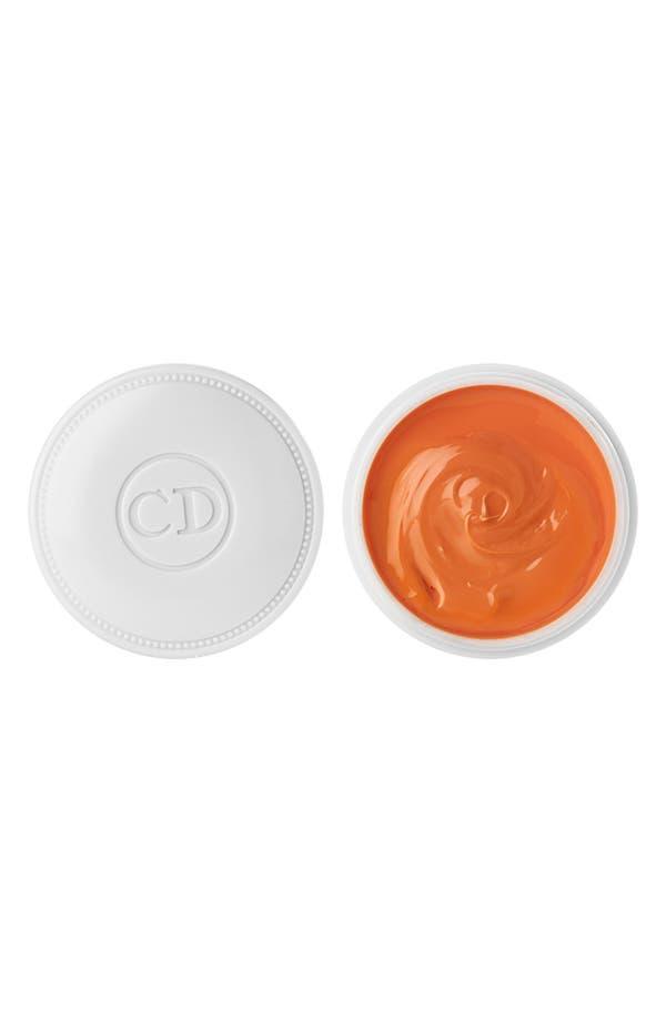 Alternate Image 1 Selected - Dior 'Crème Abricot' Nail Cream