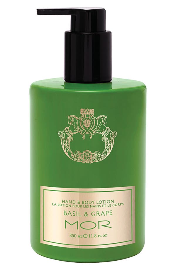 Main Image - MOR Basil & Grape Hand & Body Lotion