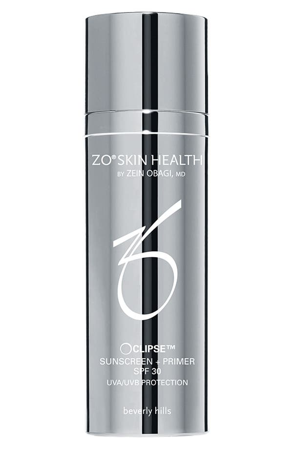 Main Image - ZO Skin Health™ 'Oclipse™' Sunscreen + Primer SPF 30