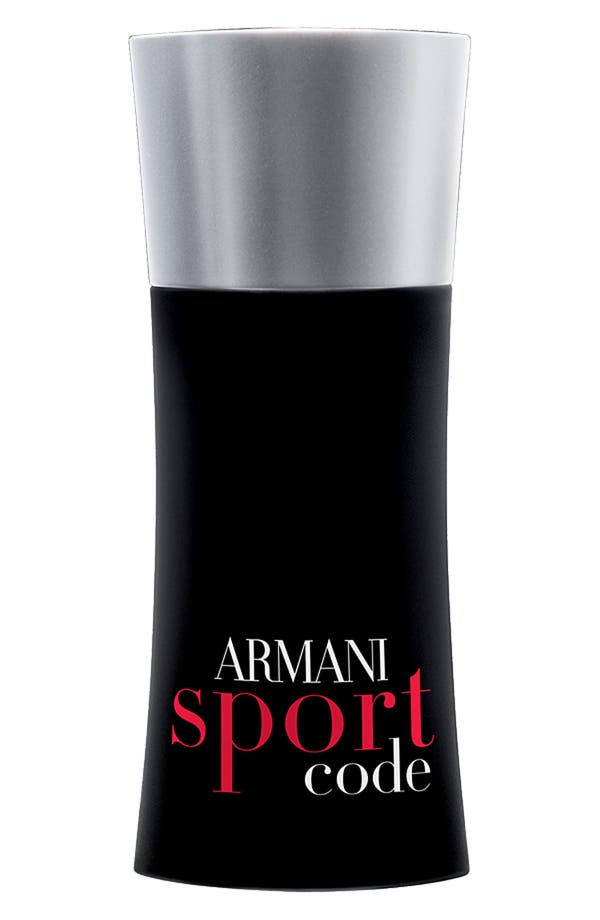 Alternate Image 1 Selected - Armani Code Sport Eau de Toilette Spray