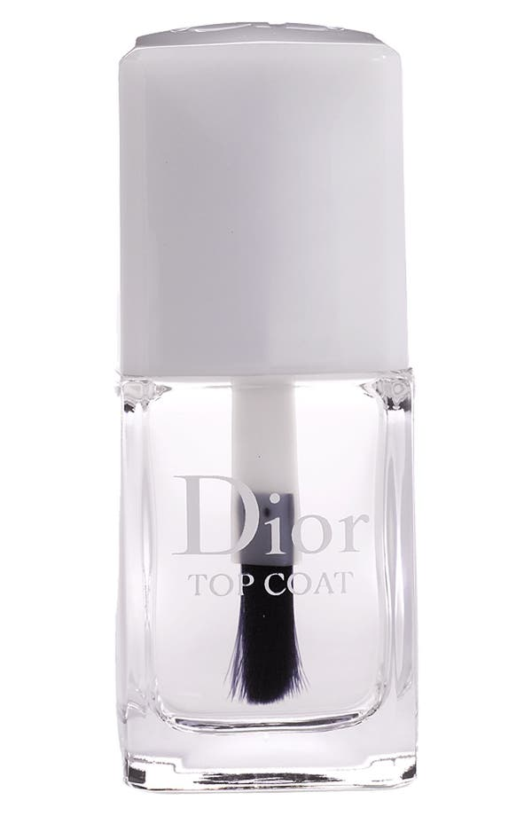 Alternate Image 1 Selected - Dior Vernis Top Coat