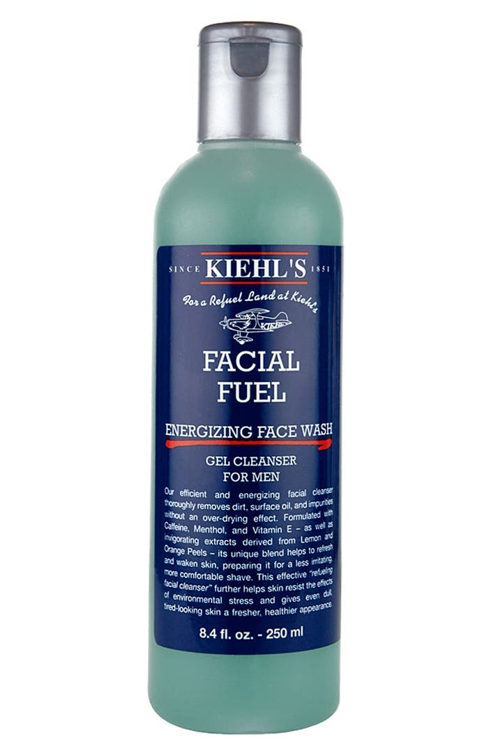 Kiehl S Since 1851 Facial Fuel Energizing Face Wash For