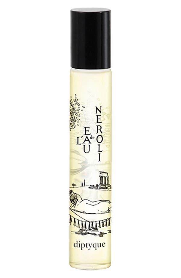 Alternate Image 1 Selected - diptyque 'L'Eau de Neroli' Roll-On Cologne