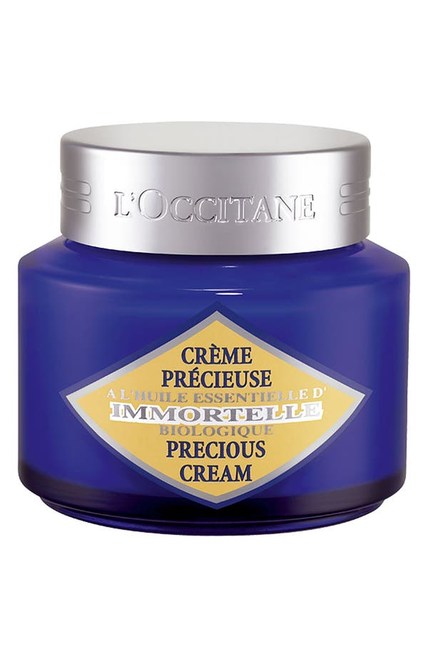 Alternate Image 1 Selected - L'Occitane 'Immortelle' Precious Cream