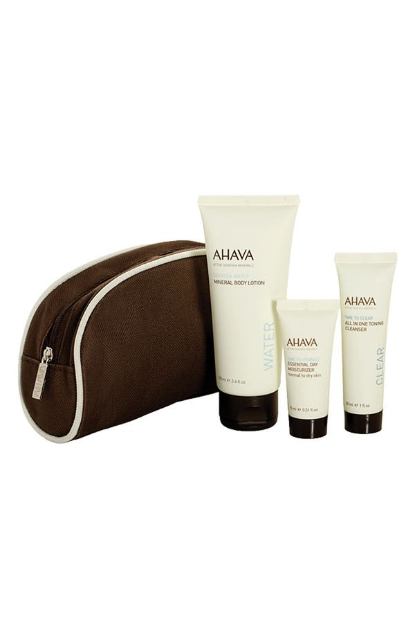 Alternate Image 1 Selected - AHAVA Starter Kit ($30 Value)