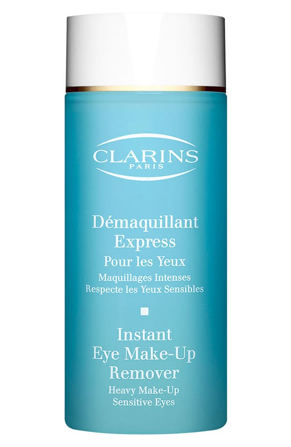Alternate Image 1 Selected - Clarins Instant Eye Makeup Remover