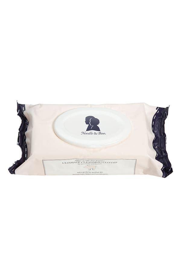 Alternate Image 1 Selected - Noodle & Boo Cleansing Cloths