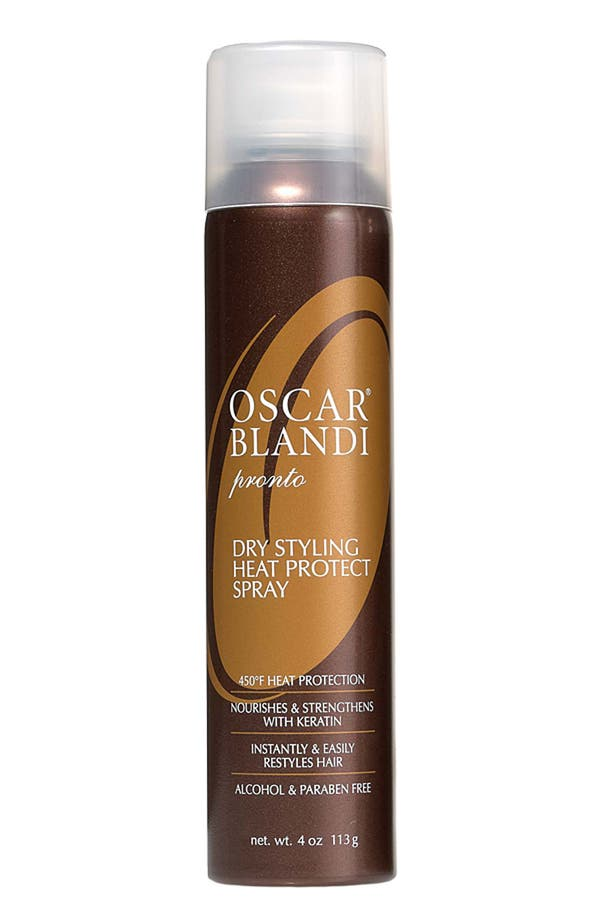Alternate Image 1 Selected - OSCAR BLANDI 'Pronto' Dry Styling Heat Protect Spray