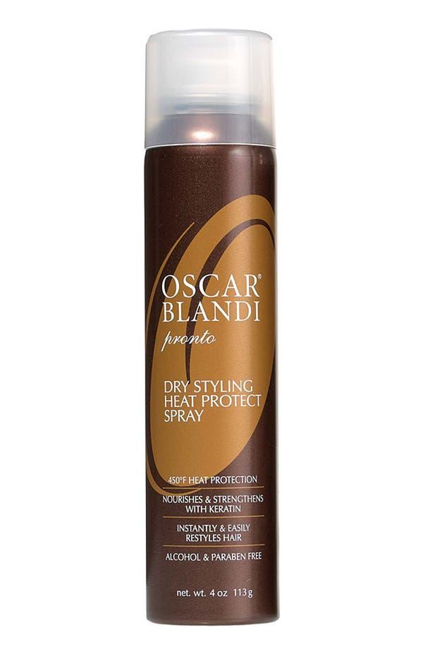 Alternate Image 1 Selected - OSCAR BLANDI 'Pronto' Dry Styling Heat Protect Spray