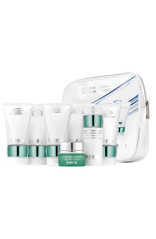 Alternate Image 1 Selected - La Prairie Advanced Marine Biology Travel Set ($174 value)