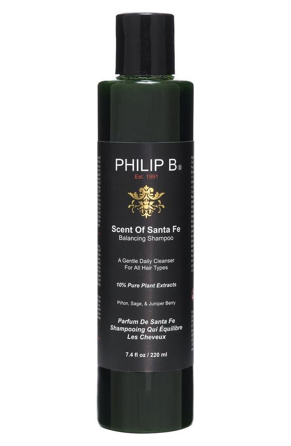 Alternate Image 1 Selected - PHILIP B® Scent of Santa Fe Balancing Shampoo