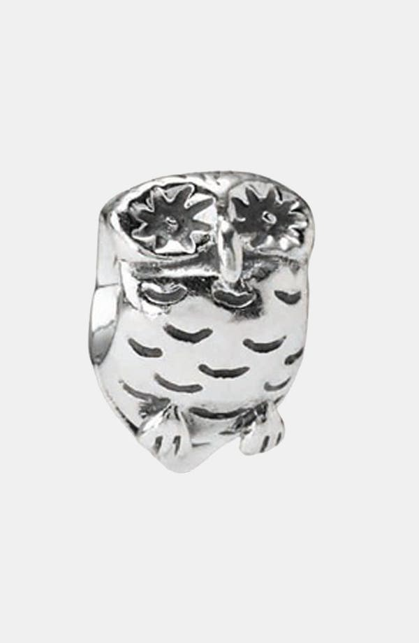 Alternate Image 1 Selected - PANDORA Owl Charm