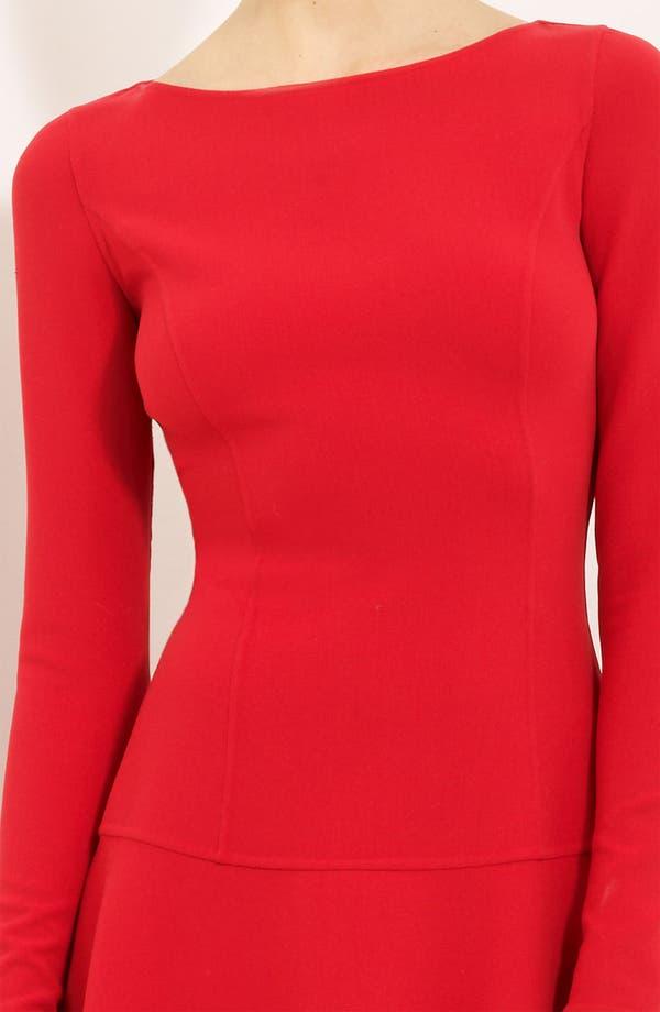 Alternate Image 3  - Michael Kors Wool Crepe Dress