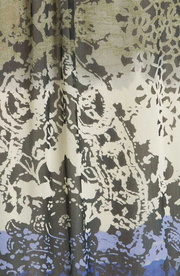 Alternate Image 3  - Nic + Zoe Ombré Print Maxi Skirt