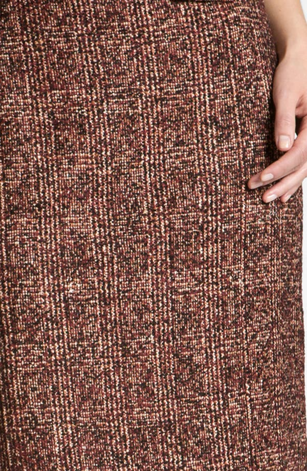 Alternate Image 3  - Nordstrom Collection 'Cambon' Tweed Pencil Skirt