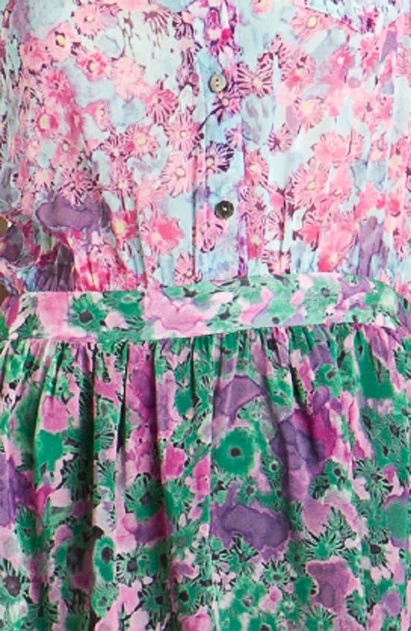 Alternate Image 3  - Gryphon 'Mimi' Print Chiffon Minidress
