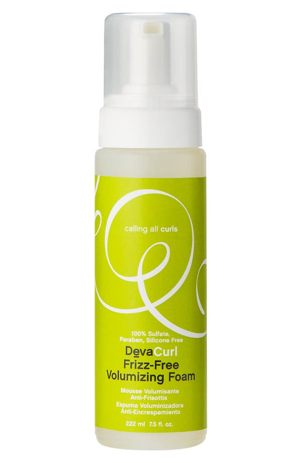 Main Image - DevaCurl 'Frizz-Free' Volumizing Foam