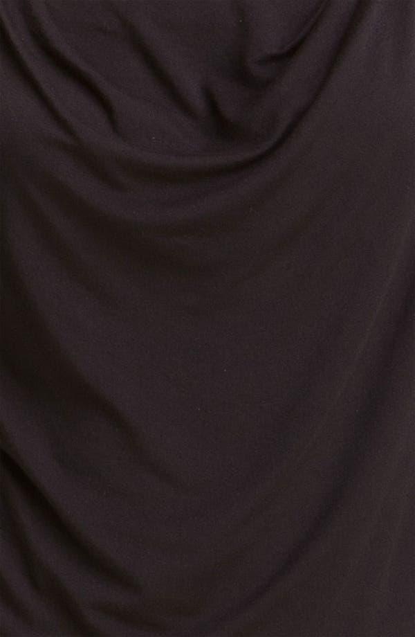 Alternate Image 3  - MICHAEL Michael Kors Draped Tee