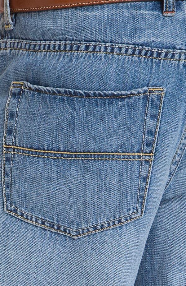 Alternate Image 3  - Tommy Bahama Denim 'Island Ease' Straight Leg Jeans (Vintage Light)