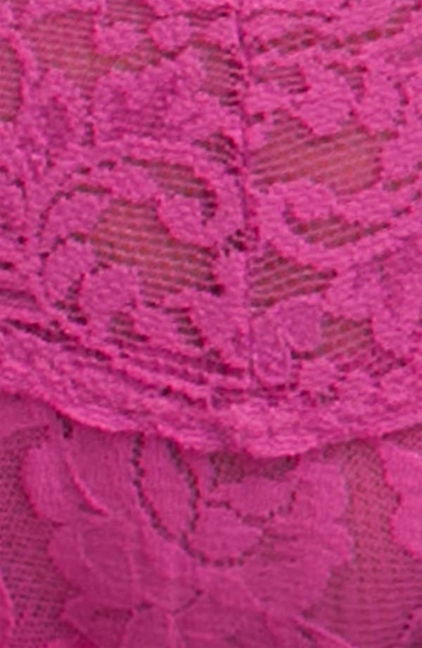 Alternate Image 2  - Hanky Panky 'Hello Kitty®' Low Rise Lace Thong