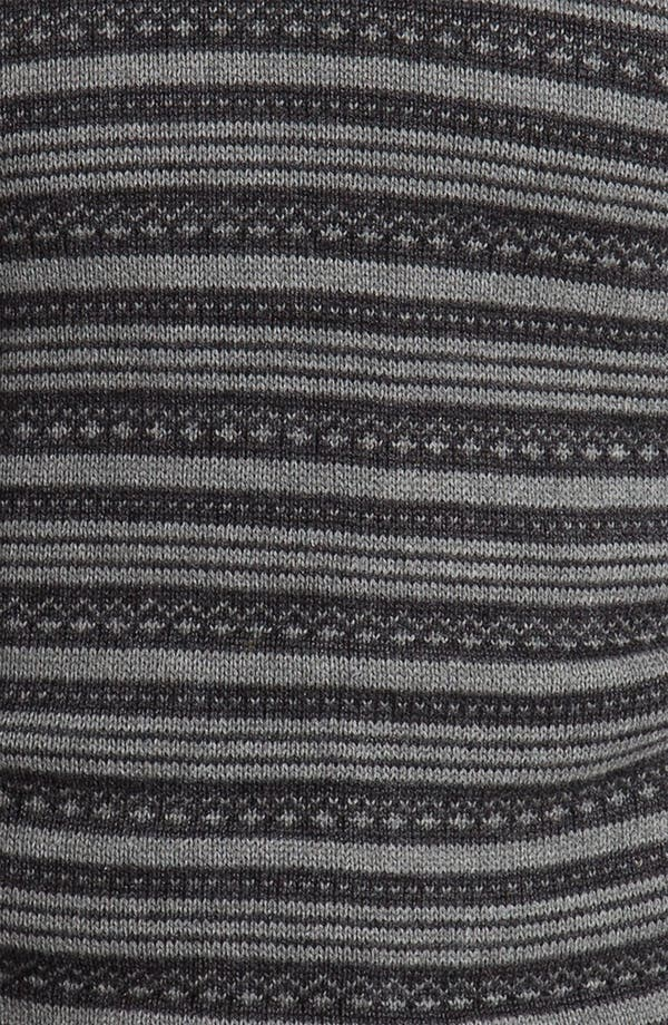 Alternate Image 3  - Wallin & Bros. Fair Isle Cotton & Cashmere Sweater