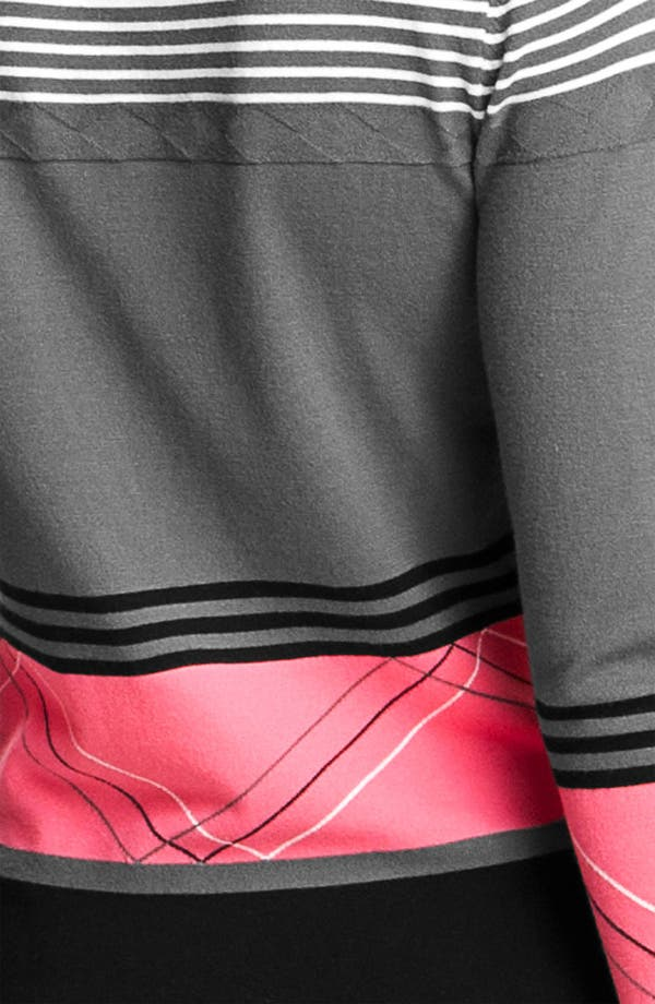 Alternate Image 3  - Milly 'Felicity' Colorblock Sweater