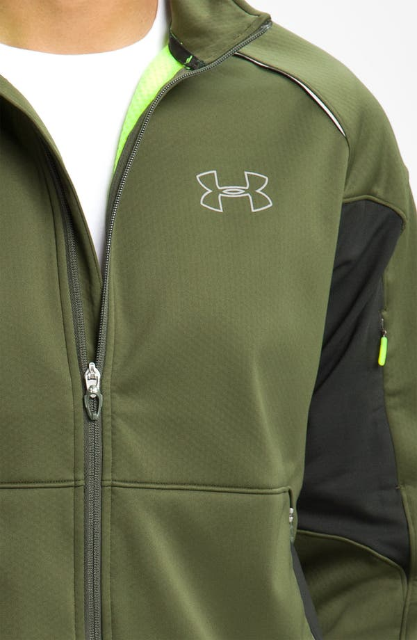 Alternate Image 3  - Under Armour 'Storm Run' Regular Fit Track Jacket