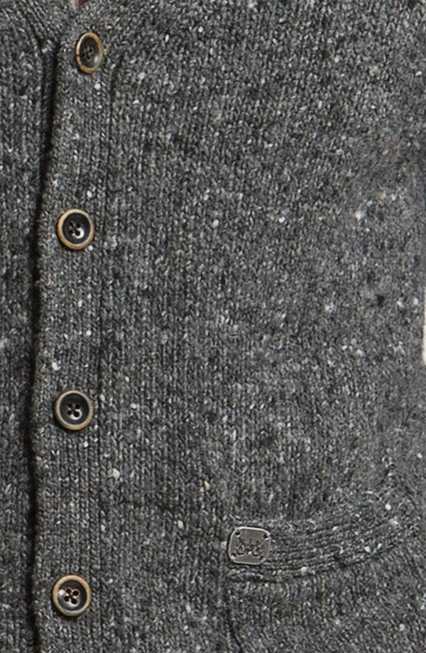 Alternate Image 3  - Hickey Freeman 'Donegal' Merino Blend Sweater Vest
